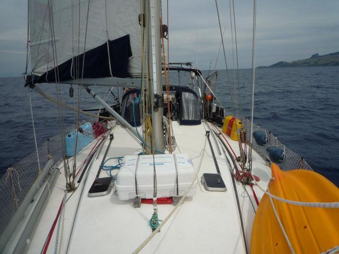 Navegando a Waya