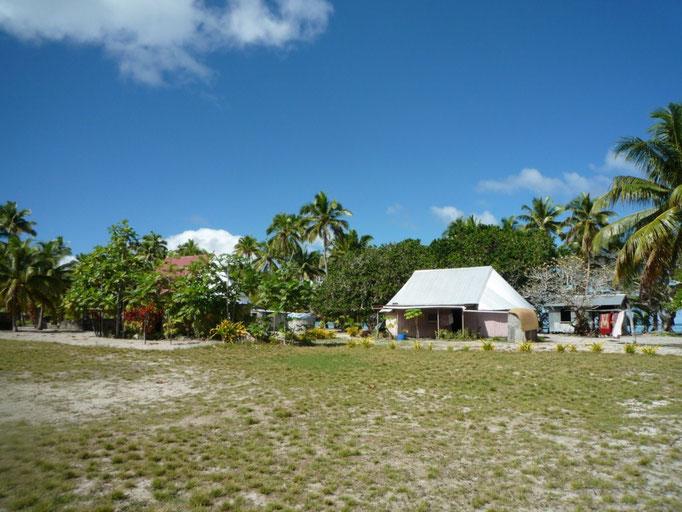 Uno de los tres pueblos de Fulaga, Muana-I-Cake