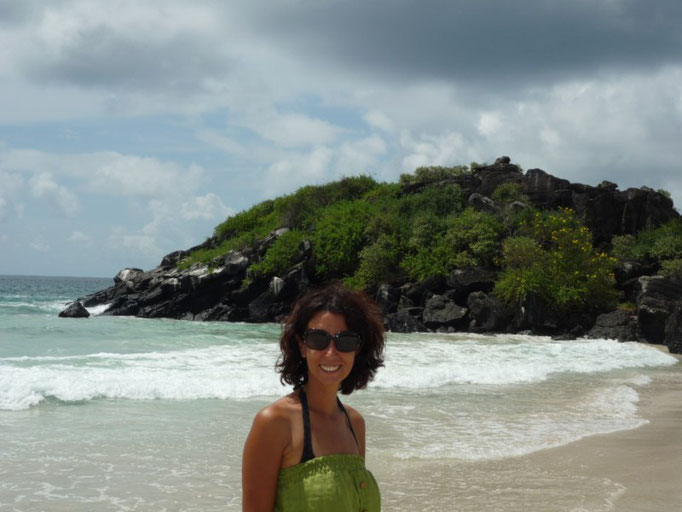 Bonita playa de Puerto Chino