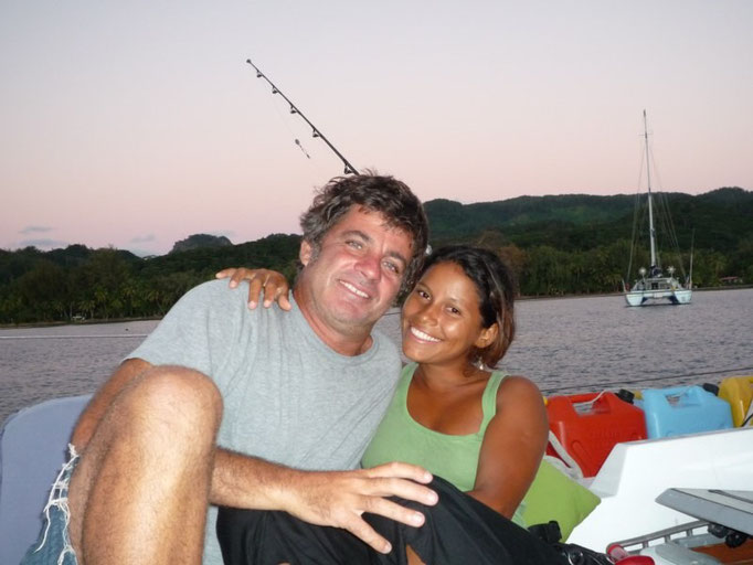 Douglas y Zuleyka