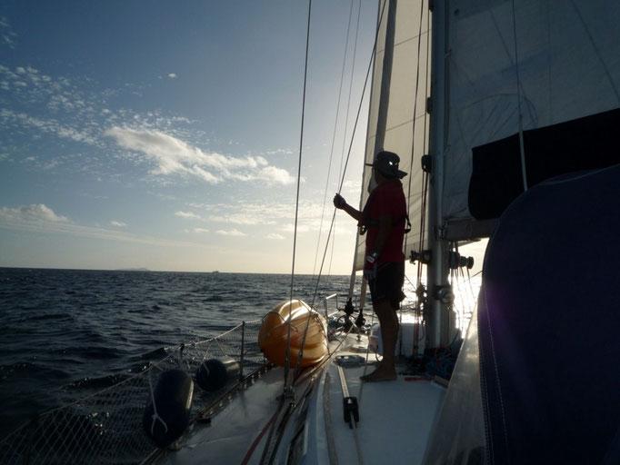 Navegación por el sur de Viti Levu