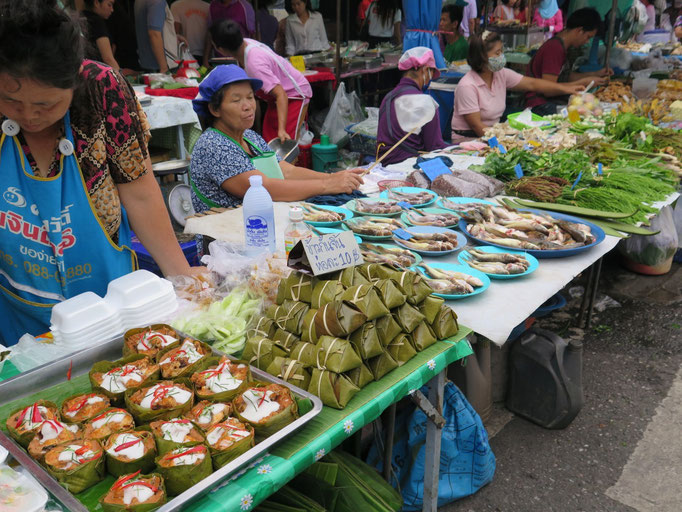 Mercado de Chiang Rai