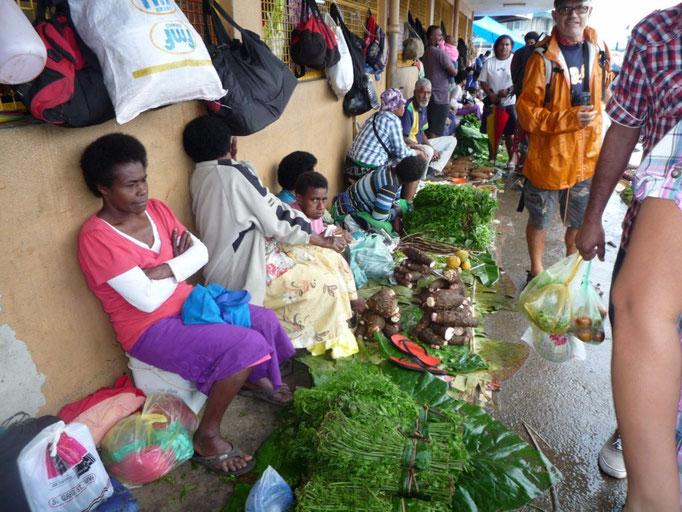 Mercado de Suva
