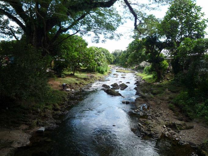 El interior de Taveuni