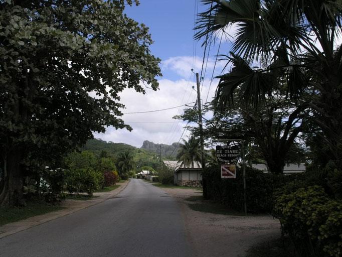Paseos por los alrededores de Fare