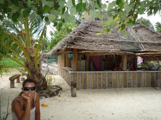 Tour por la isla, el snack