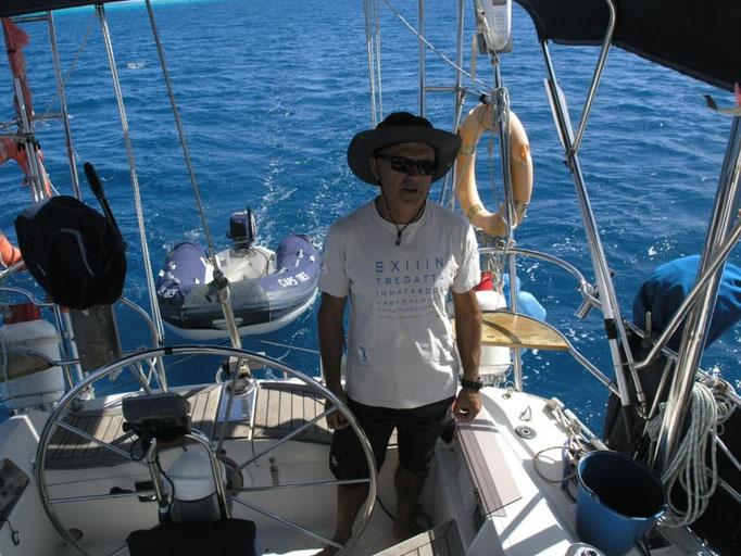 Navegando por el canal interior