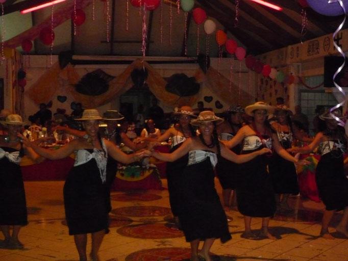 Las danzas