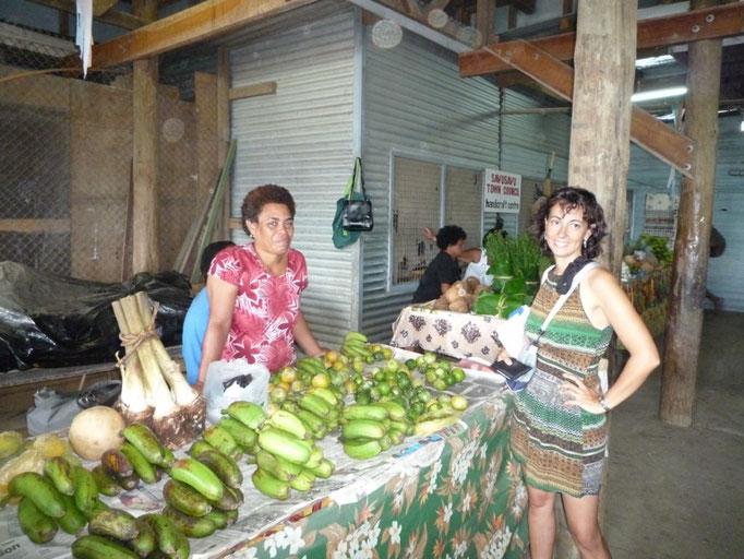 Mercado de Savusavu