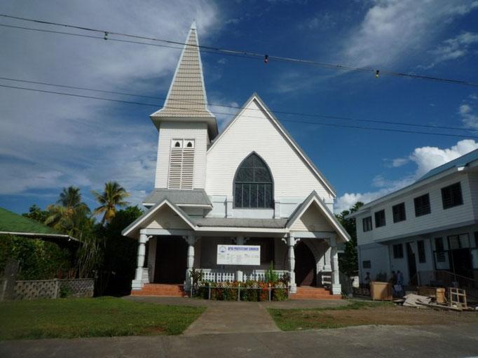 Las iglesias están por todas partes