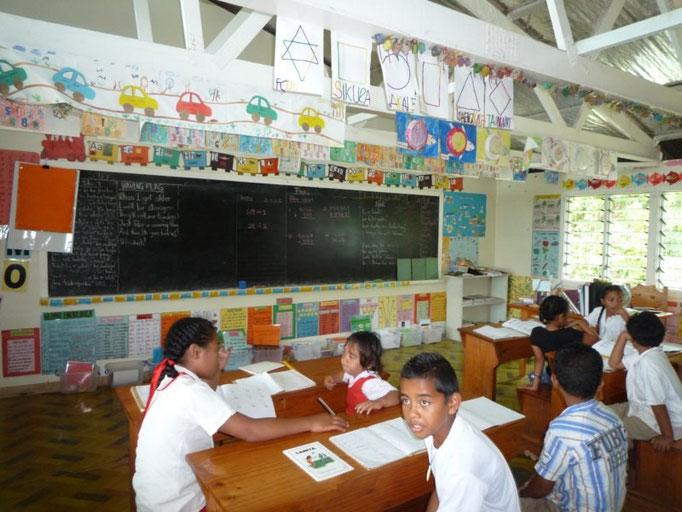 La escuela de Matamaka