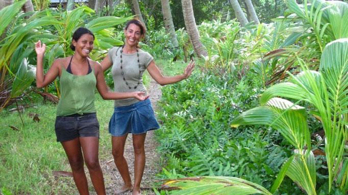 Zule y Virgi
