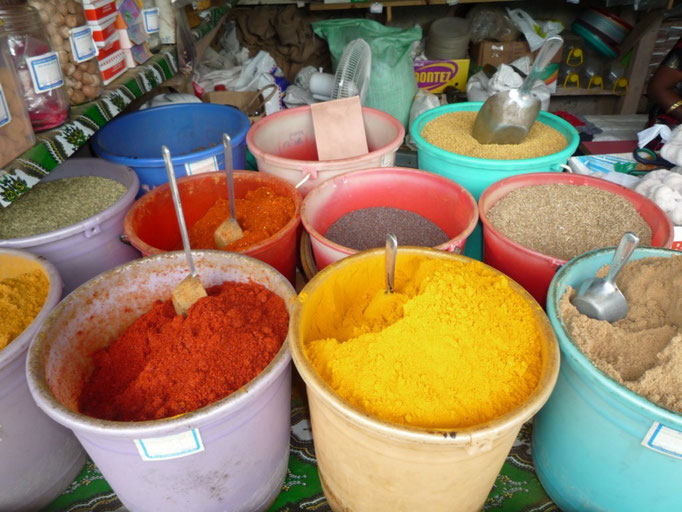 Mercado de Nadi
