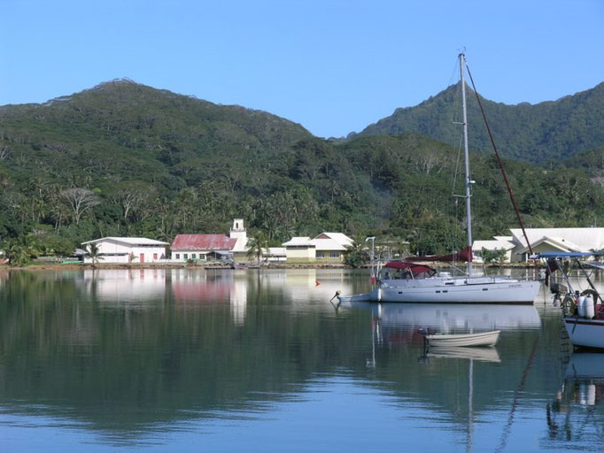 Bahía de Haamene