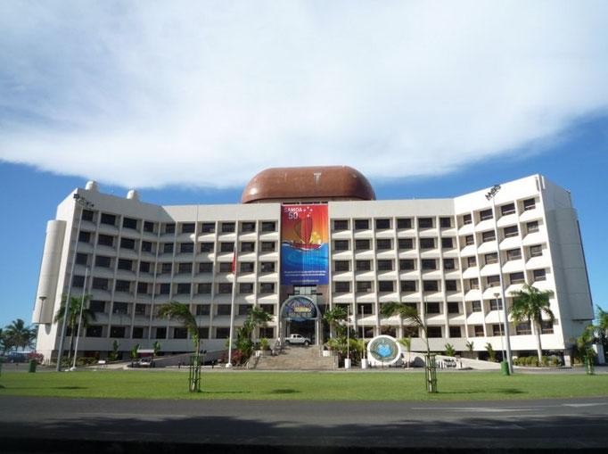 Edificio importante en Apia