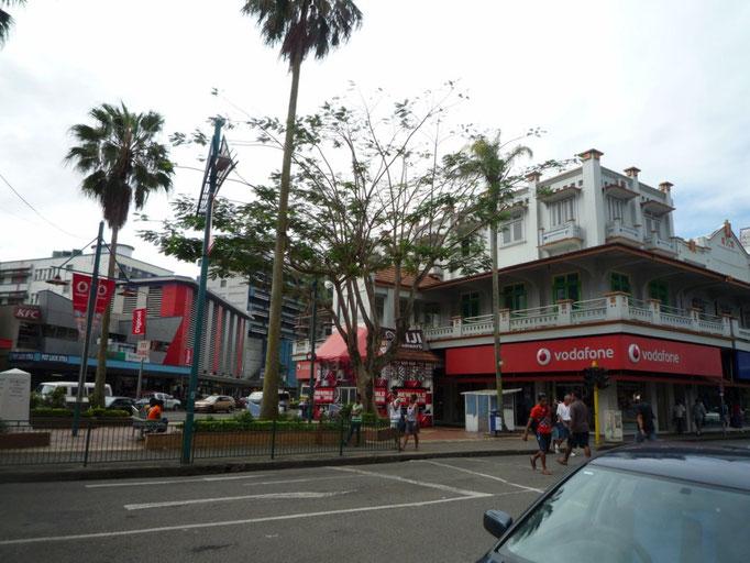 El centro de Suva