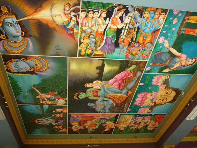 Templo hindú en Nadi