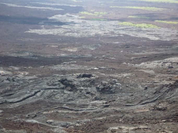 Vistas desde Volcán Chico