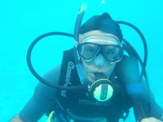 Inmersión en Maupiti