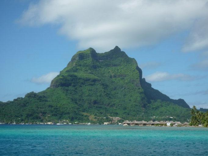 La mítica montaña