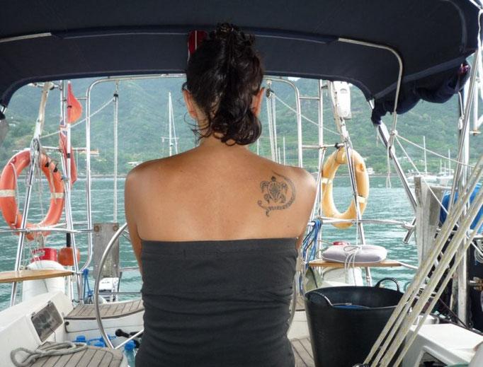 Virgi's tattoo