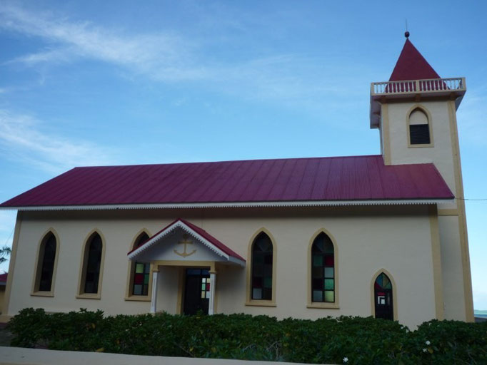 Iglesia marinera