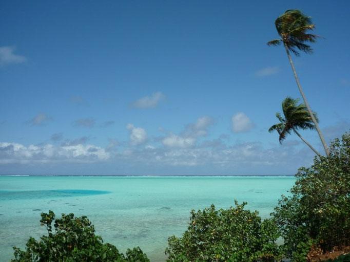 la isla por el sur