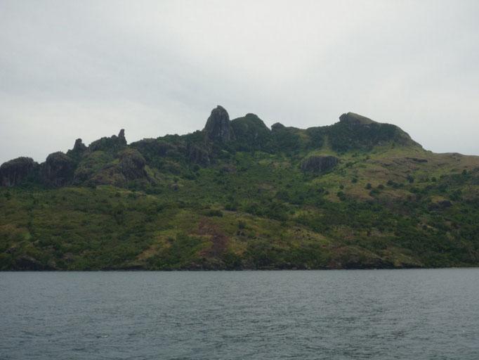 Waya, Rurugu Bay