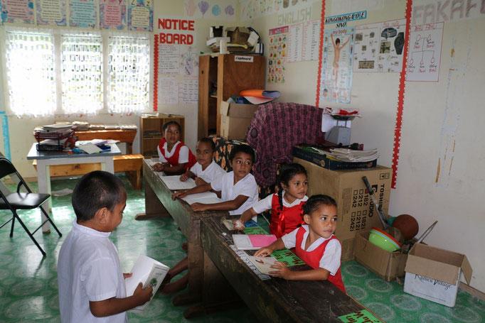 Escuela de Lape Island
