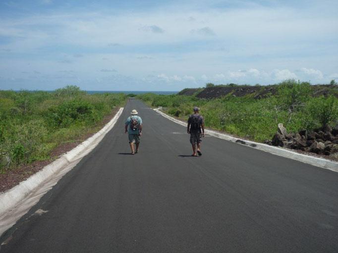 Caminata a La Lobería