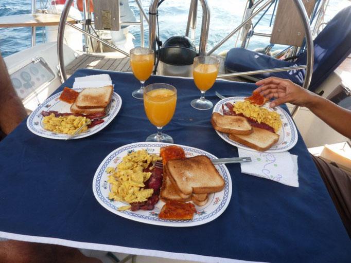 Desayunos del Cap's