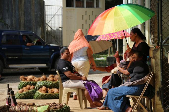 Mercado de Neiafu