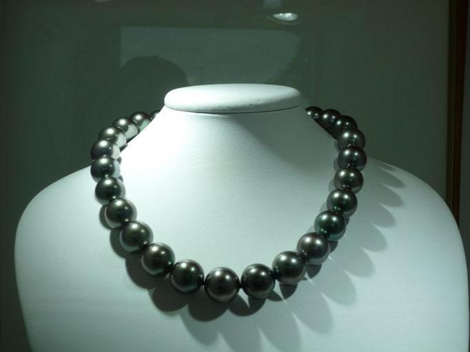 Collar de perlas de 55.000 €