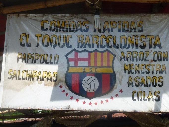 El Barcelona Sporting Club, el principal equipo de Ecuador