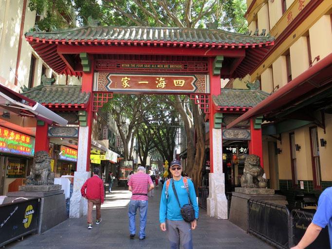 Sydney, Chinatown