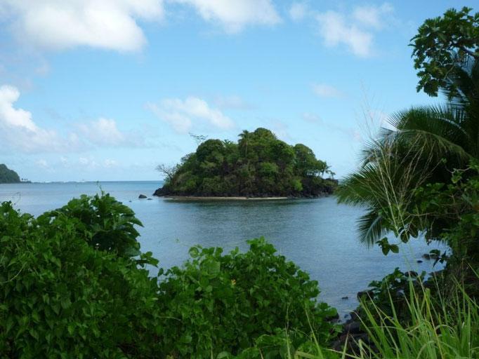Tour por la isla en coche