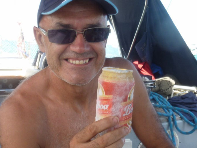 Cervecita bien fría