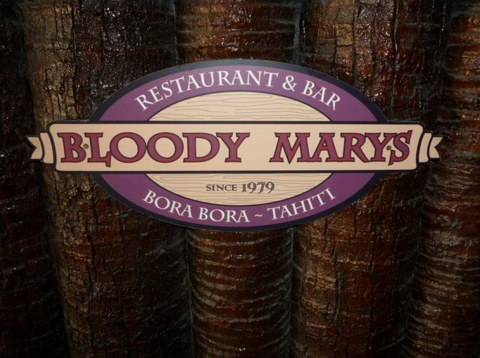 El mítico Bloody Marys