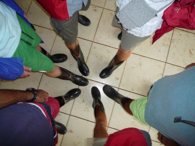 Calzamos botas para adentrarnos en la salvaje naturaleza