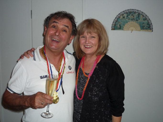 Joan y Vivien