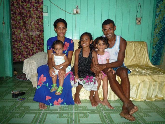 La familia de Tuta