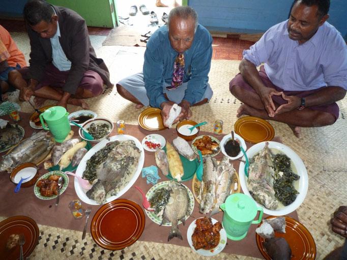 La comida típica y básica que siempre se repite