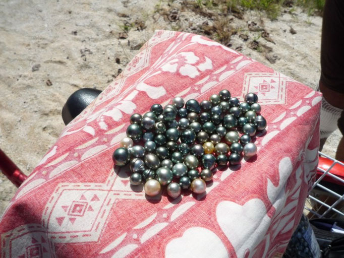 Frida nos muestra sus perlas