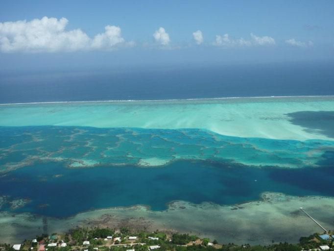 Vistas de Maupiti