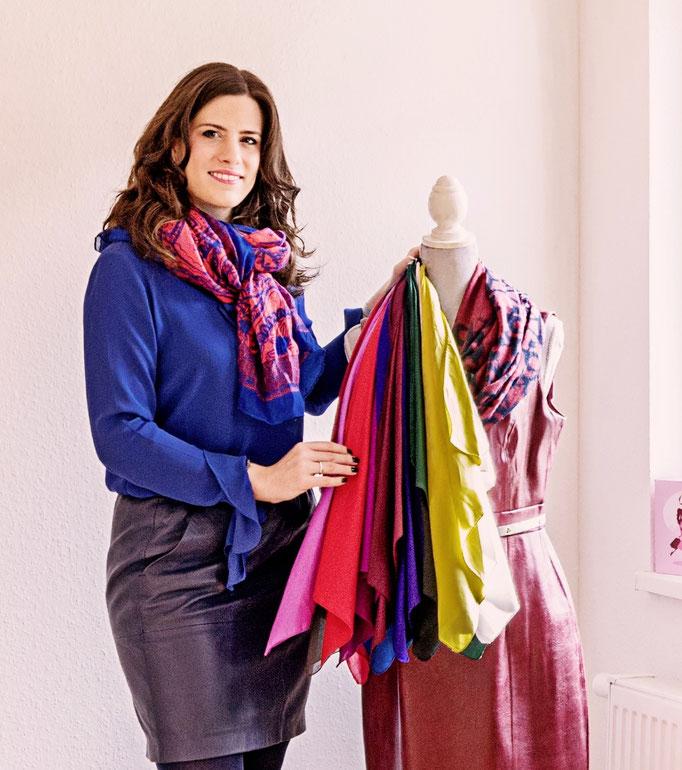 Farb- und Stilberatung Jasmin Link