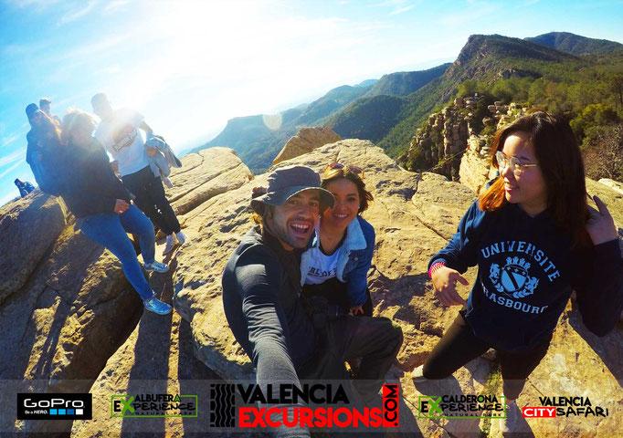 Vacaciones en Valencia disfrutando de Calderona Experience. Un tour de aventura 4x4 en las montañas de Valencia.