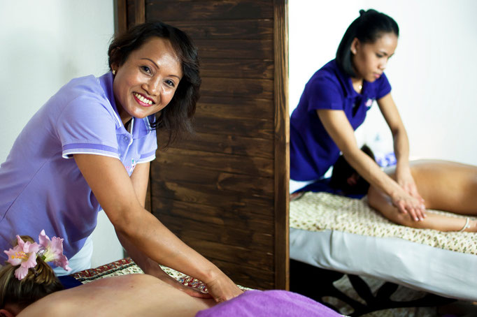 Thai massage detmold