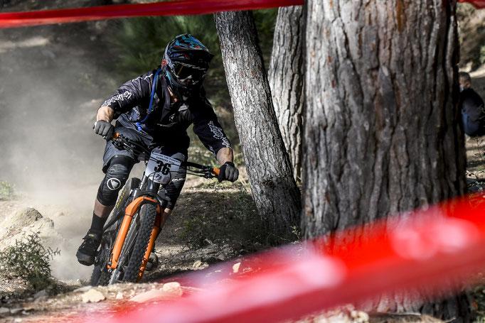Campeonato de Enduro, Peguera trail park