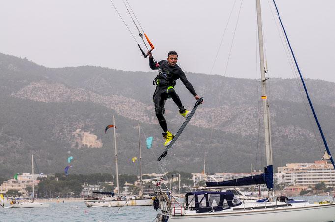 Kite Surfing Palma de Mallorca