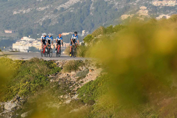 Road biking Mallorca